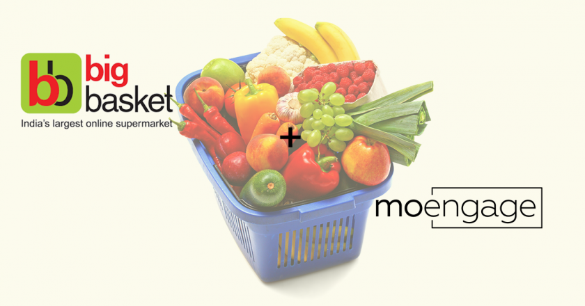 MoEngage Partners with Bigbasket to Drive-Up Metrics for Its App Business