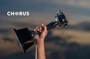 Chorus.ai Wins 2019 Aragon Research Innovation Award for Conversational AI