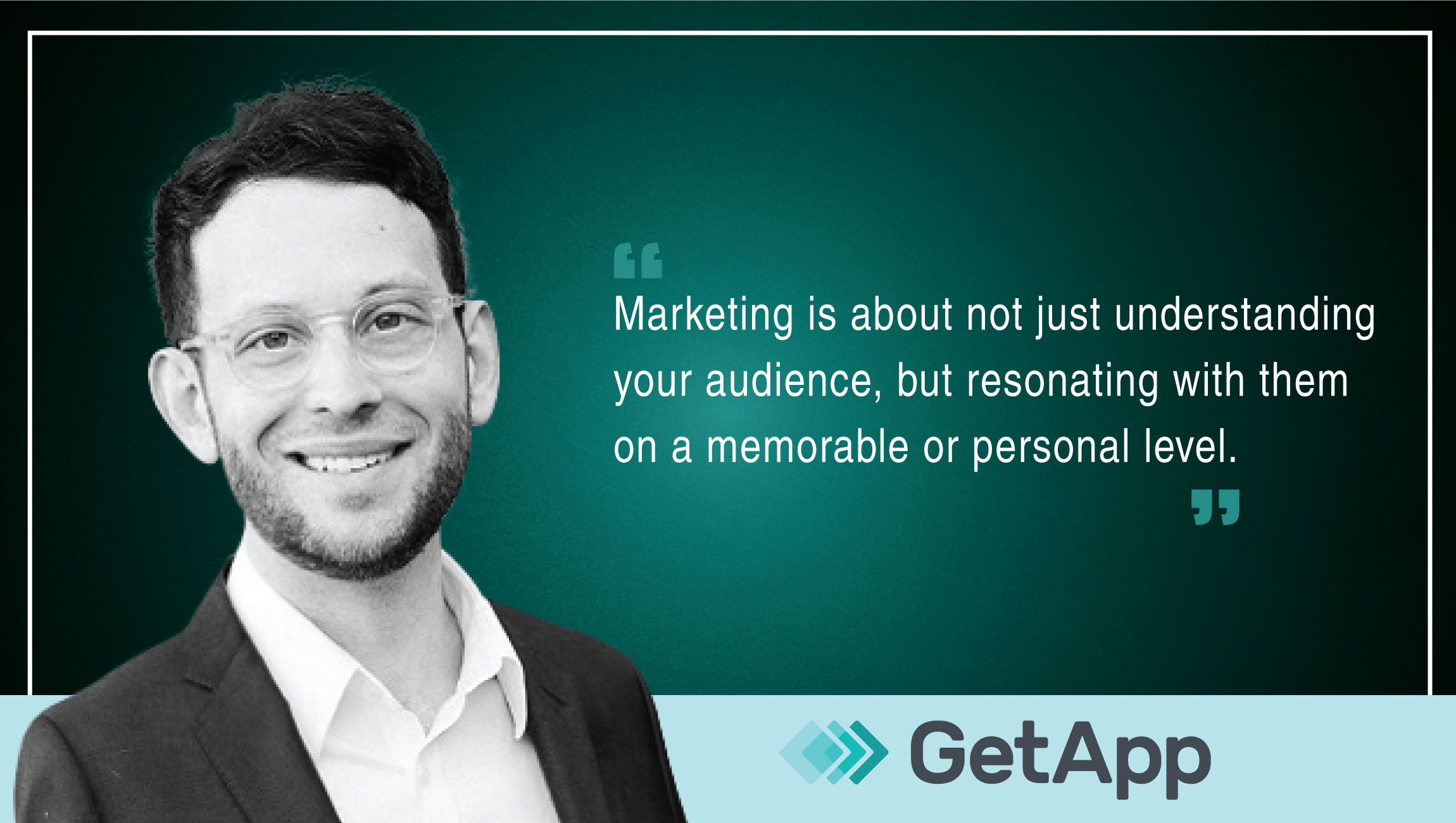 TechBytes with Chris Warnock, Content Analyst at GetApp ( now part of Gartner)