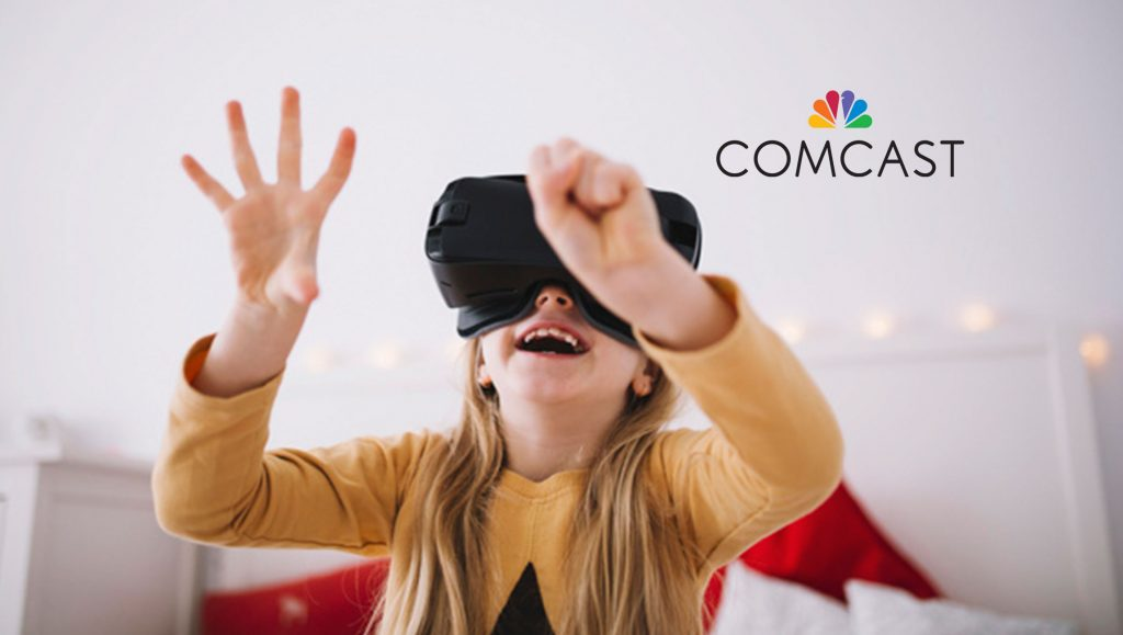 Comcast Partners With NuEyes to Enable Customers With Visual Disabilities to See TV With Smartglasses