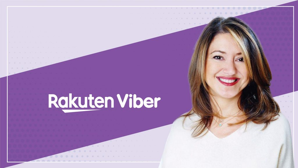MarTech Interview with Cristina Constandache, Chief Revenue Officer at Rakuten Viber
