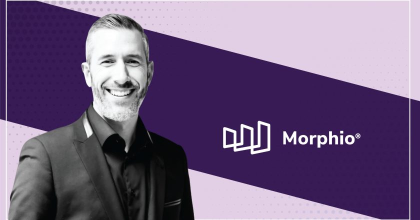MarTech Interview with Eric Vardon, CEO at Morphio