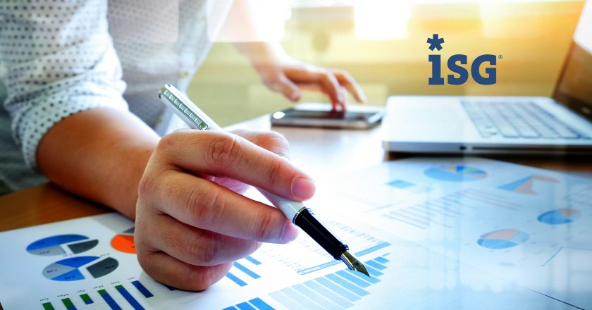 ISG Launches Research on Service Management, Financial Outsourcing, Microsoft and Salesforce Ecosystems
