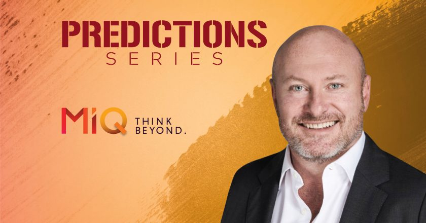 Prediction Series 2019: Interview with Jason Scott, CEO ANZ at MiQ