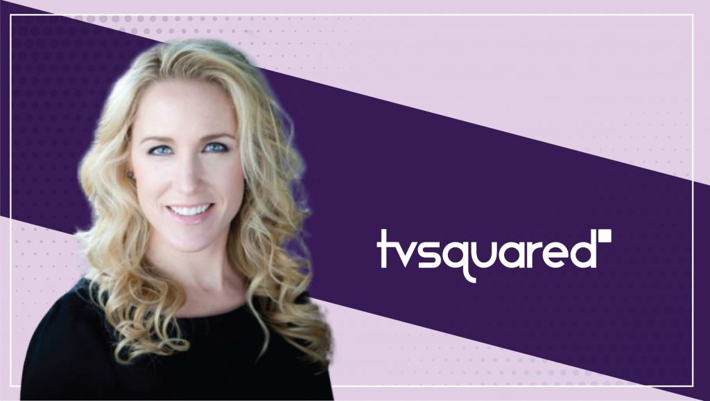 MarTech Interview with Jo Kinsella, Chief Revenue Officer and EVP at TVSquared