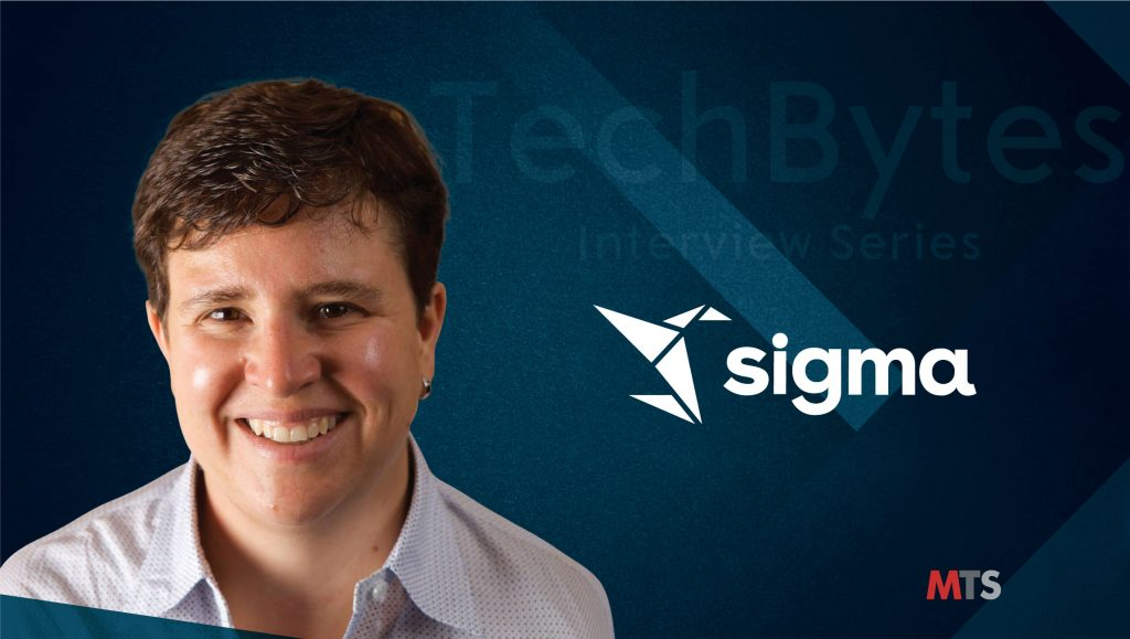 TechBytes with Julie Lemieux, VP of Product Design at Sigma Computing