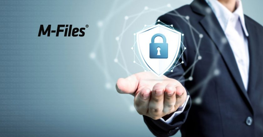 M-Files Achieves SOC 2 Compliance Demonstrating Security Best Practices