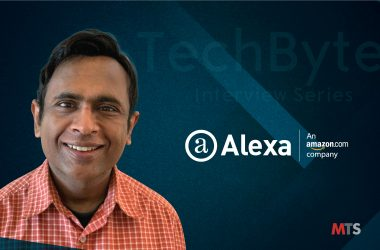 TechBytes with Manish Gupta, Senior Applied Scientist at Alexa.com