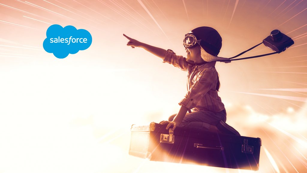 Salesforce Names Bret Taylor President & Chief Operating Officer
