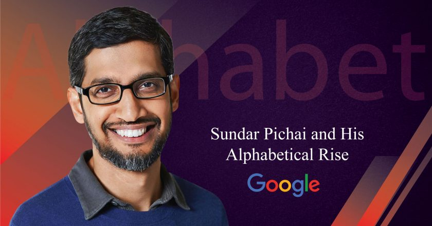 Tech Fraternity Finds Inspiration in Sundar Pichai's Promotion as the New CEO of Alphabet