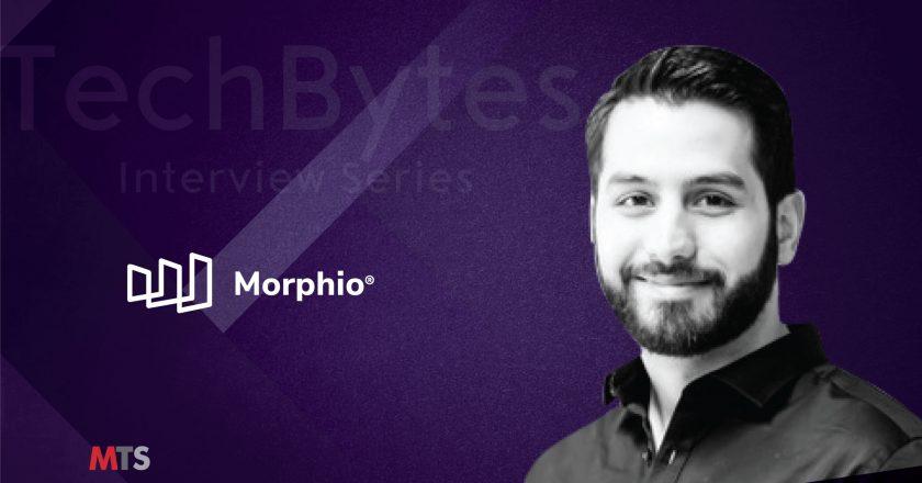 TechBytes with Nima Mirbakhsh, CTO at Morphio