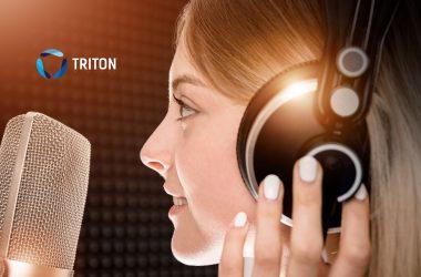 Triton Digital Releases Webcast Metrics Rankings for the Top Digital Audio Properties