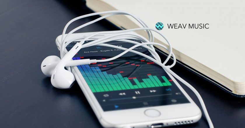 Weav Music Raises Series A Funding to Usher in a New Era of Smart Music