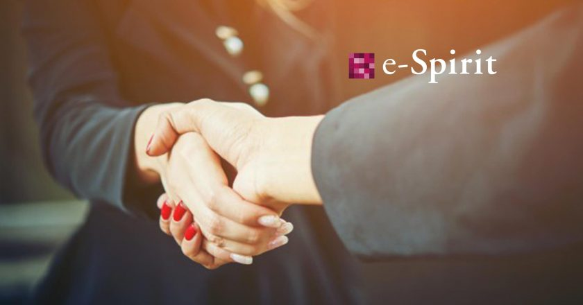 e-Spirit and Nvizion Solutions Ink Partnership