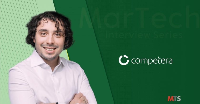 MarTech Interview with Alexandr Galkin, Co-Founder and CEO at Competera