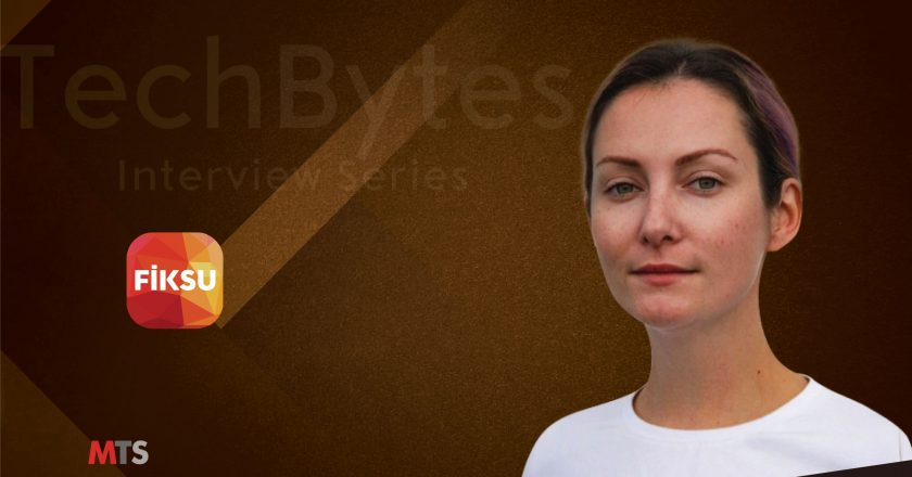 TechBytes with Anna Kuzmenko, COO at Fiksu DSP