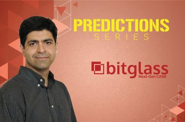 Prediction Series: Interview with Anurag Kahol, CTO and Co-Founder at Bitglass