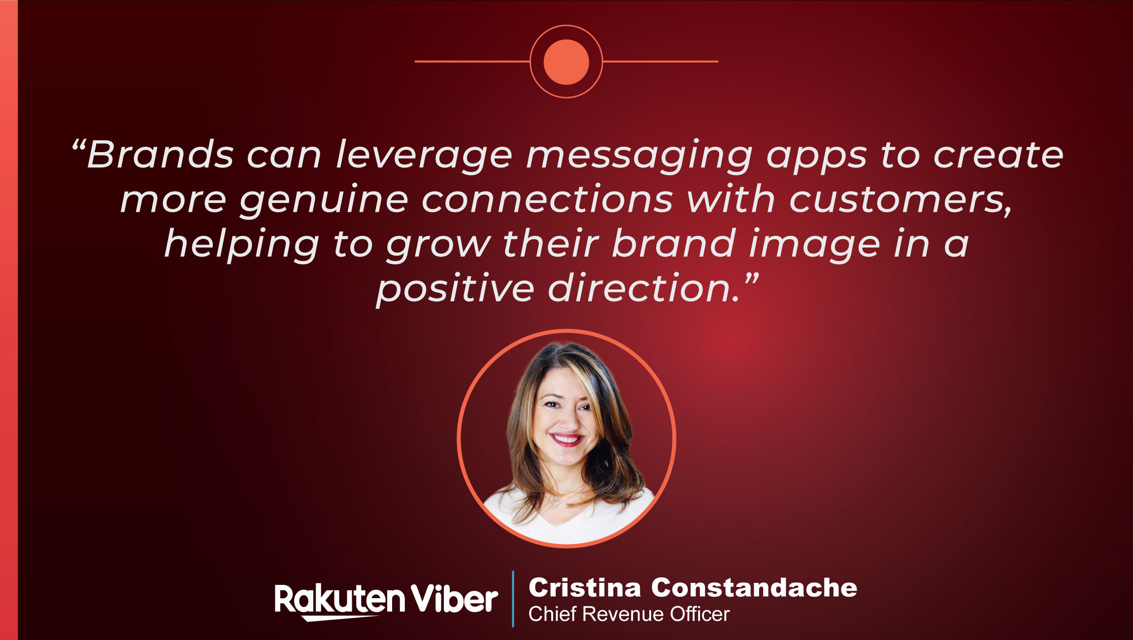 TechBytes with Cristina Constandache, Chief Revenue Officer at Rakuten Viber