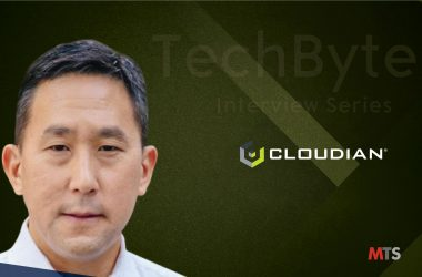 TechBytes with Gary Ogasawara, Chief Technology Officer at Cloudian