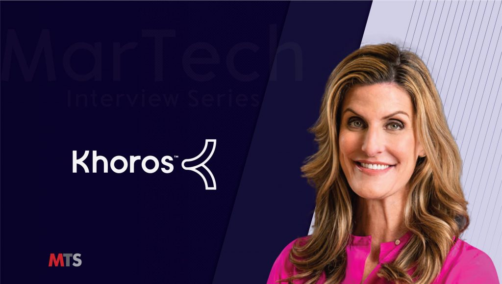 MarTech Interview with Katherine Calvert, CMO at Khoros