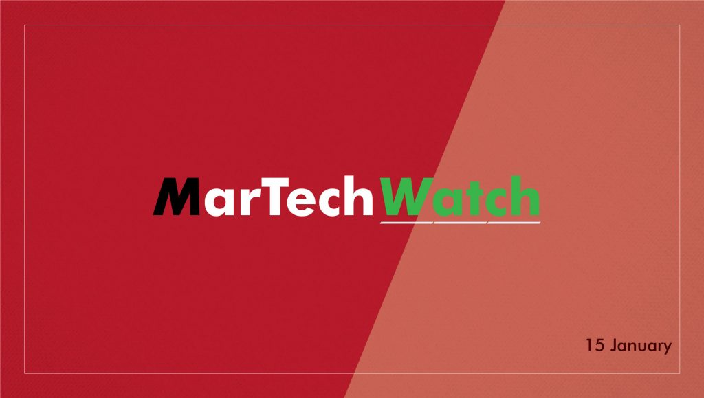 Daily MarTech Roundup: Top Coolest Things in Marketing and Sales Today
