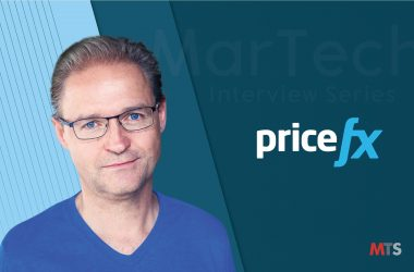 MarTech Interview with Marcin Cichon, CEO at Pricefx
