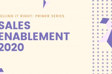 Sales Enablement Primer: Vendors and Services