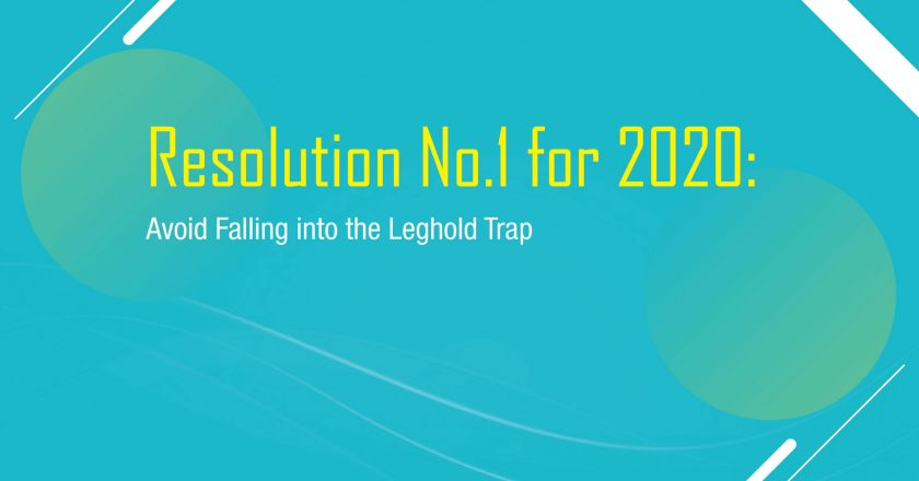 Resolution No.1 for 2020: Avoid Falling into the CCPA Leghold Trap