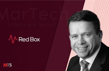 MarTech Interview with Richard Stevenson, CEO at Red Box