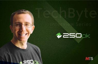 TechBytes with Ryan Pfenninger, Chief Technology Officer at 250ok