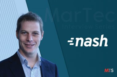 MarTech Interview with Thomas Saunders, Chief Engineering Officer at Nash