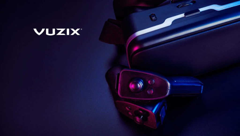 Vuzix AR Industry Leadership Broadly Displayed at CES 2020