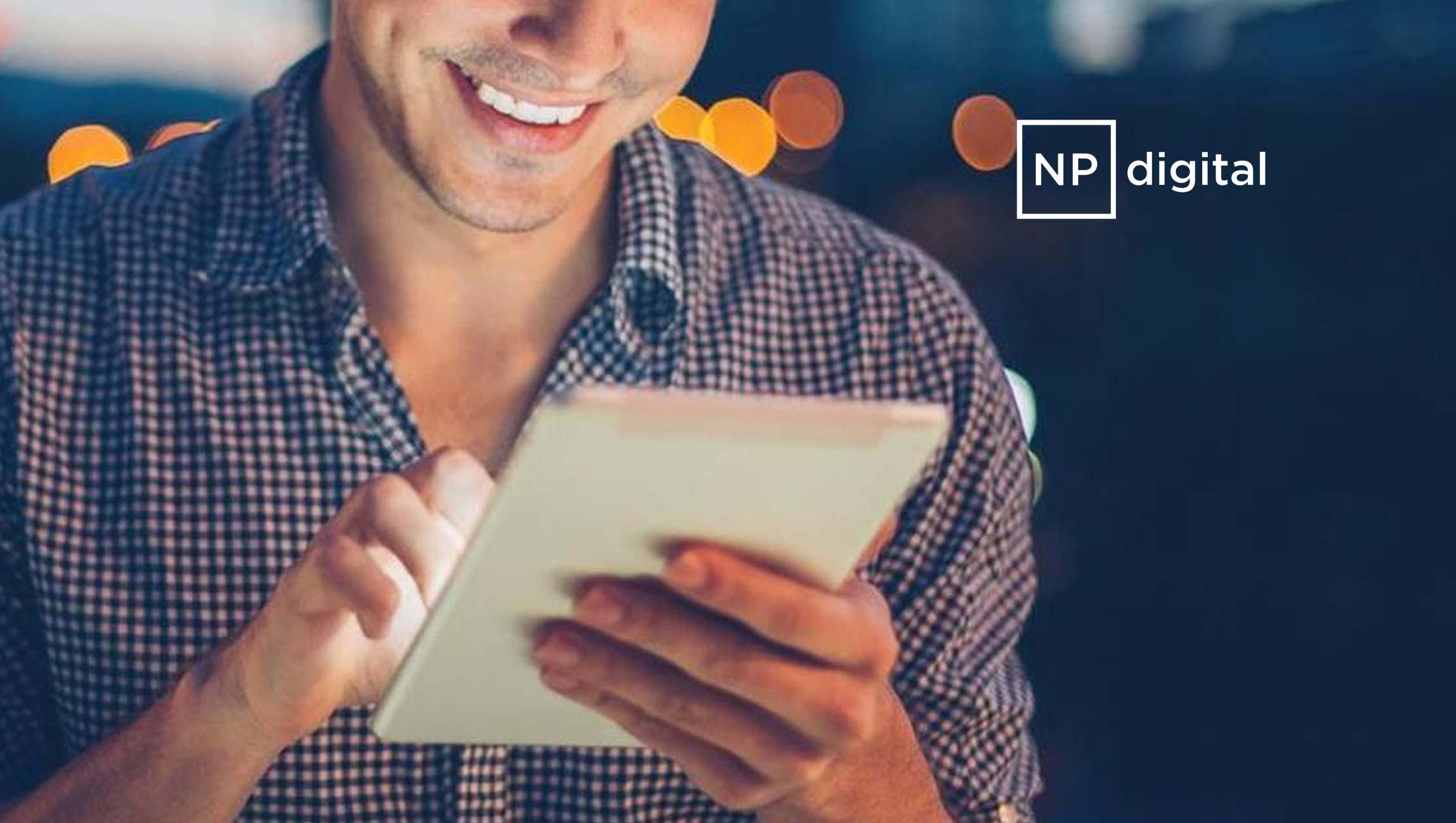 NP Digital Announces New CCO Matt Kropp