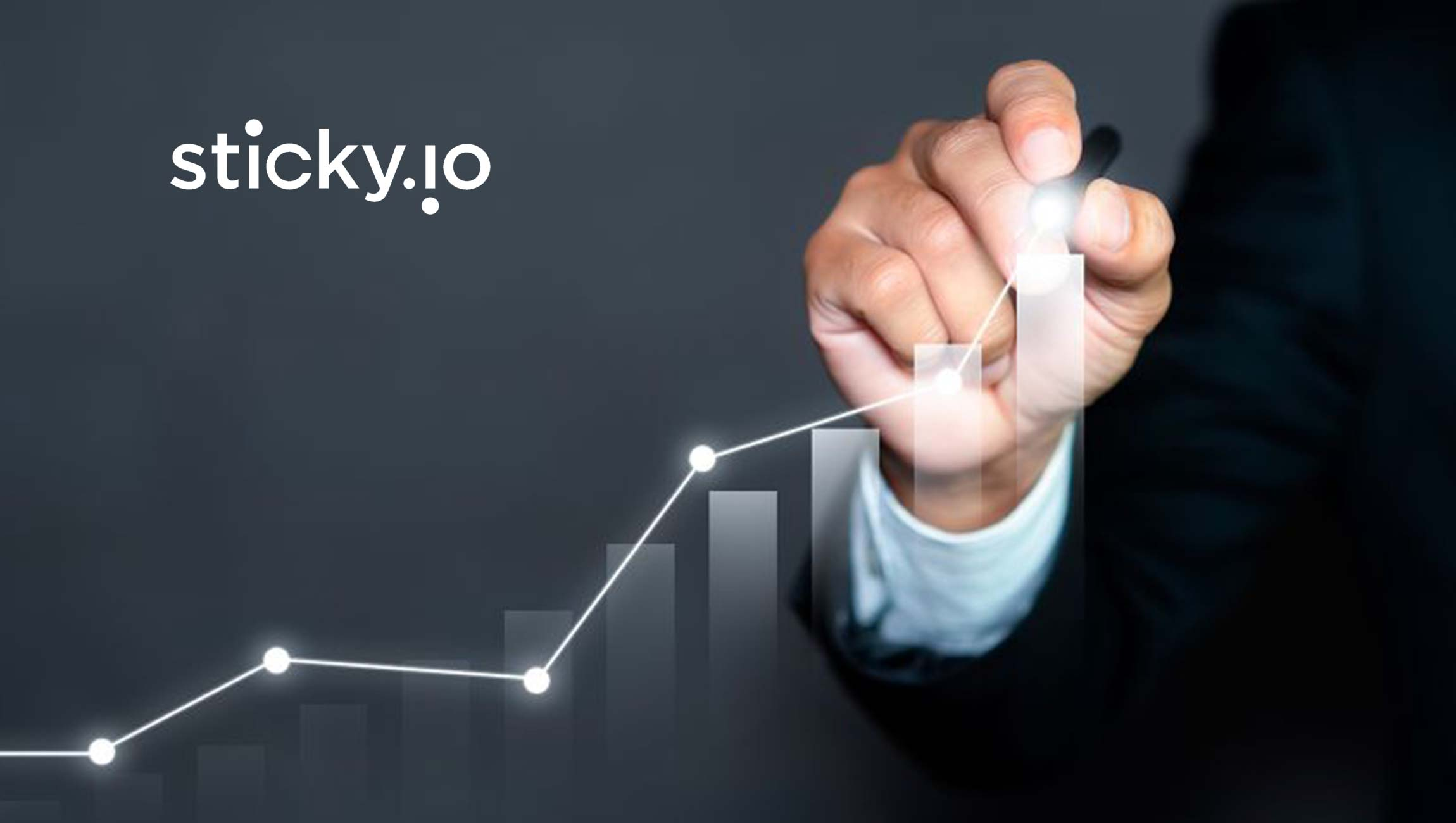 sticky.io Shows Surge in Online Transaction Volume Growth
