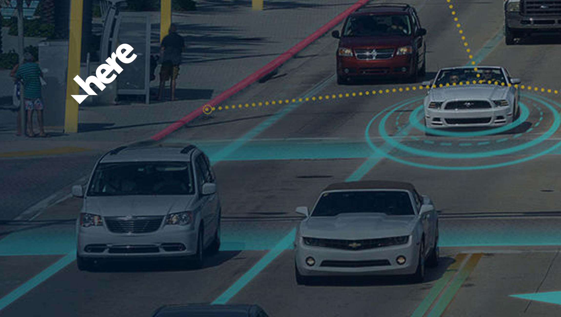 HERE Platform Enables Hands Free Driving For Ford Customers