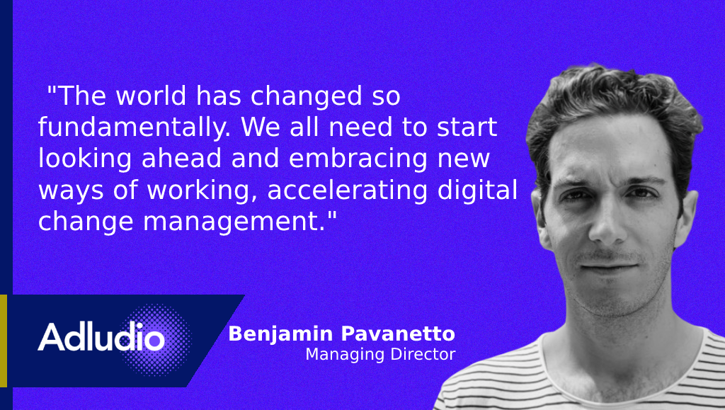 TechBytes with Benjamin Pavanetto, Managing Director at Adludio Asia
