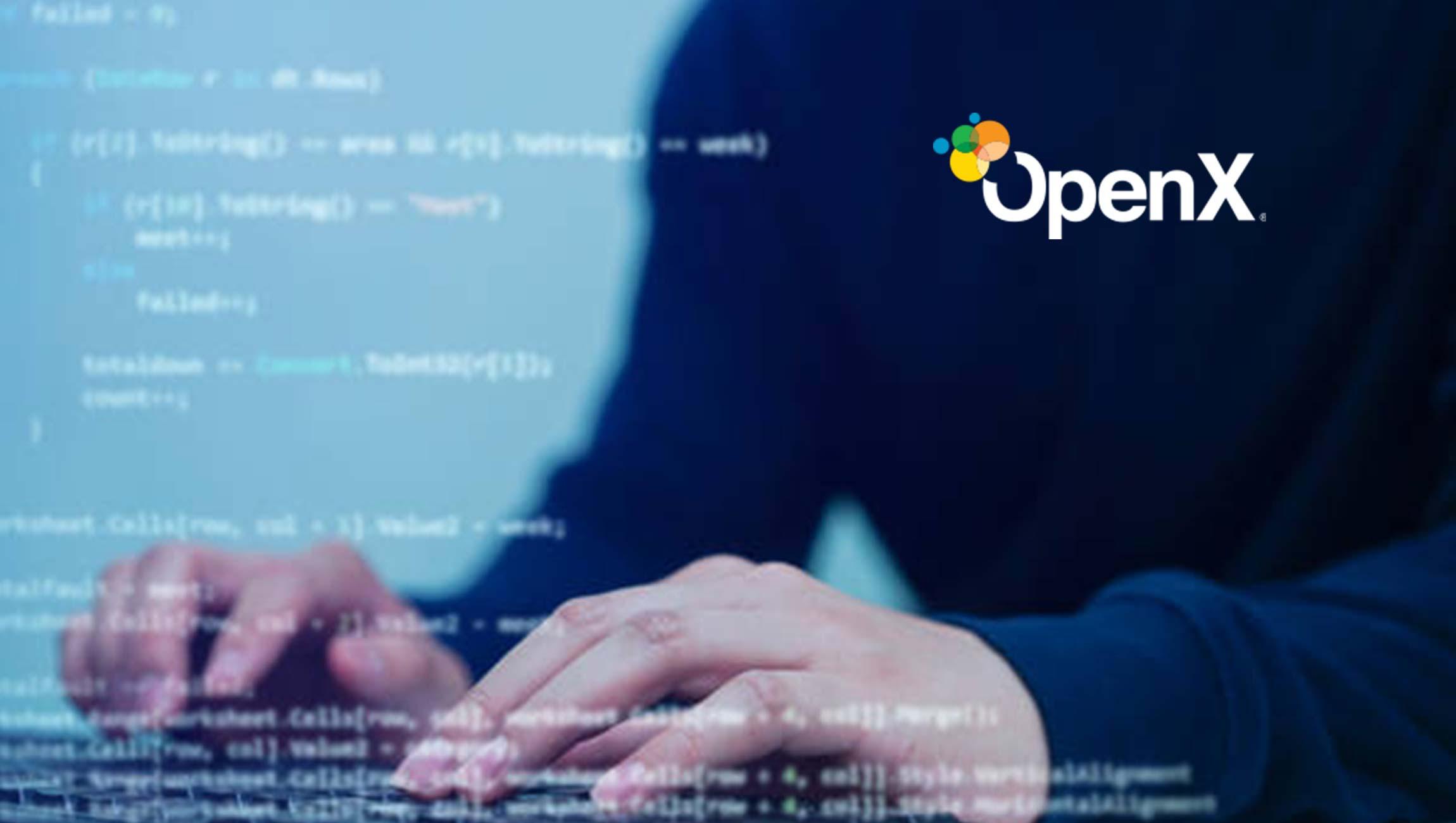 OpenX Bidding Intelligence Data Set (BIDS) Simplifies Log-level Reporting in Programmatic AdTech