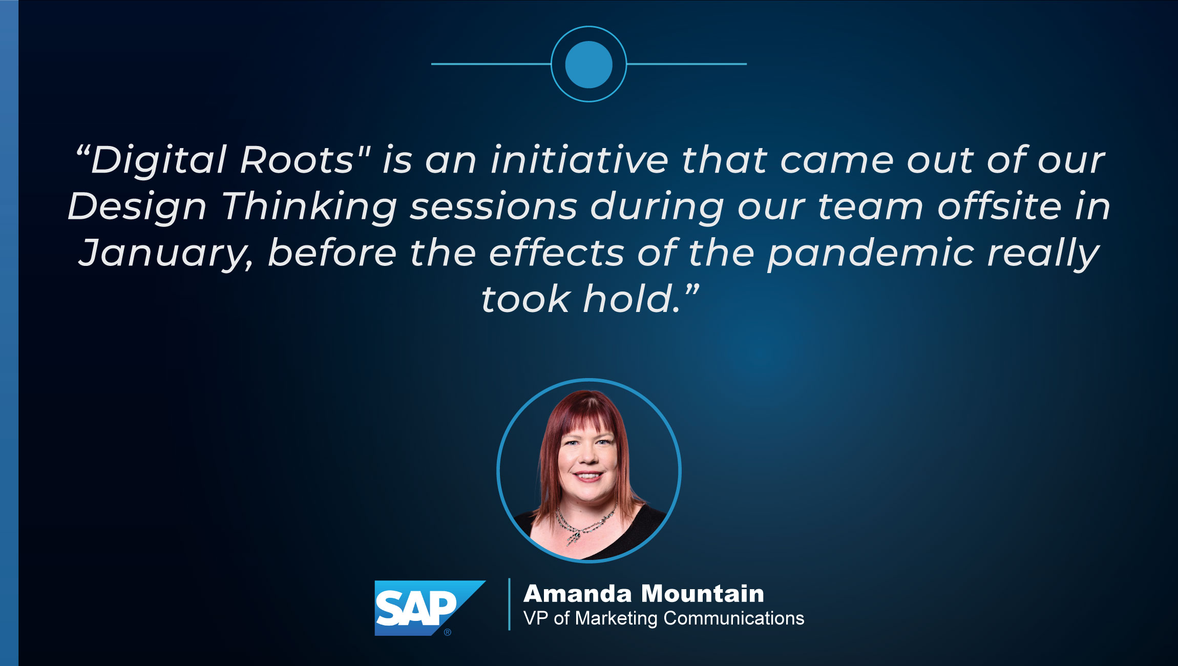 TechBytes with Amanda Mountain, VP of Marketing Communications at SAP Digital Commerce - Quotes