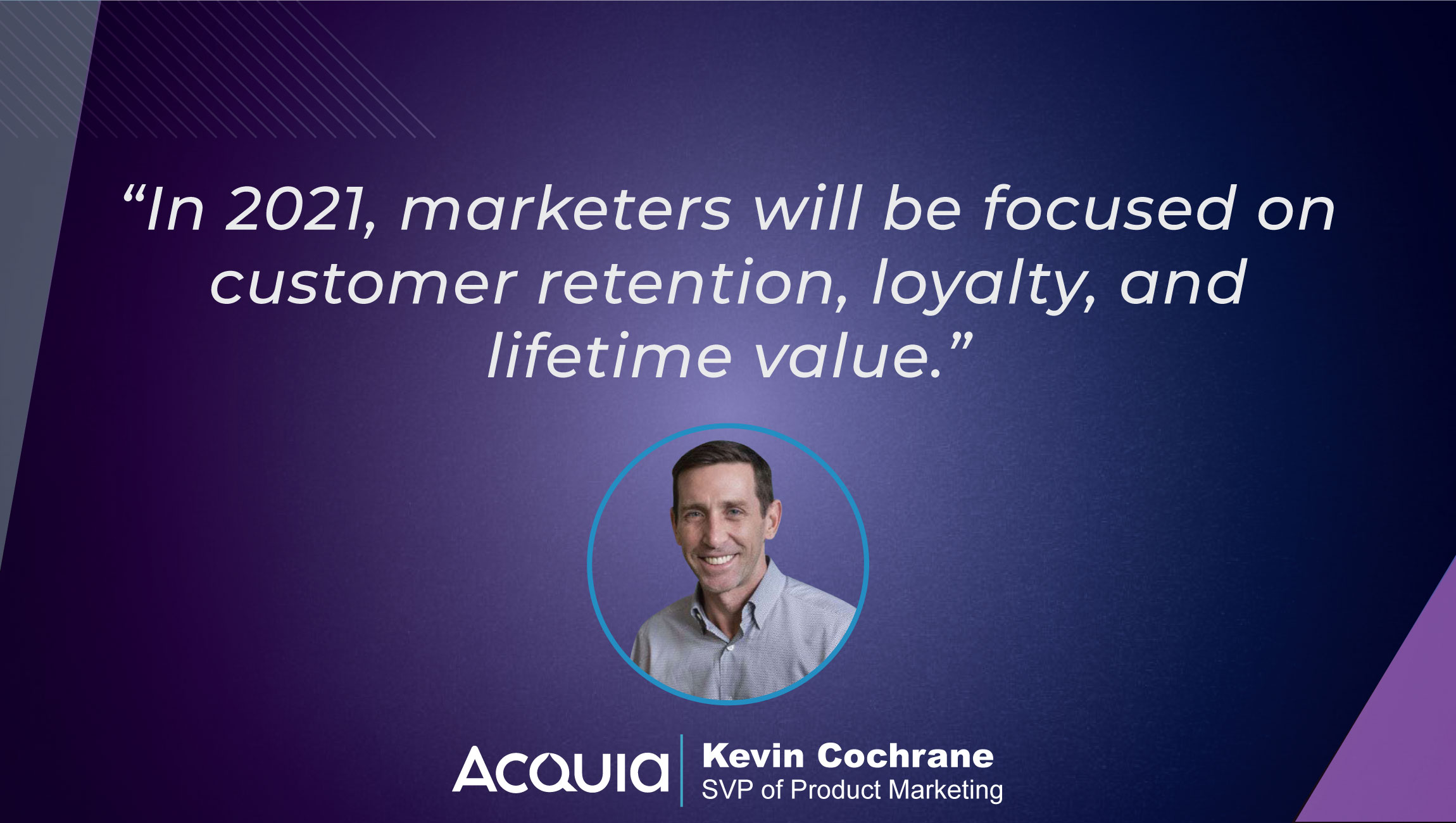 TechBytes with Kevin Cochrane, SVP of Product Marketing, Acquia