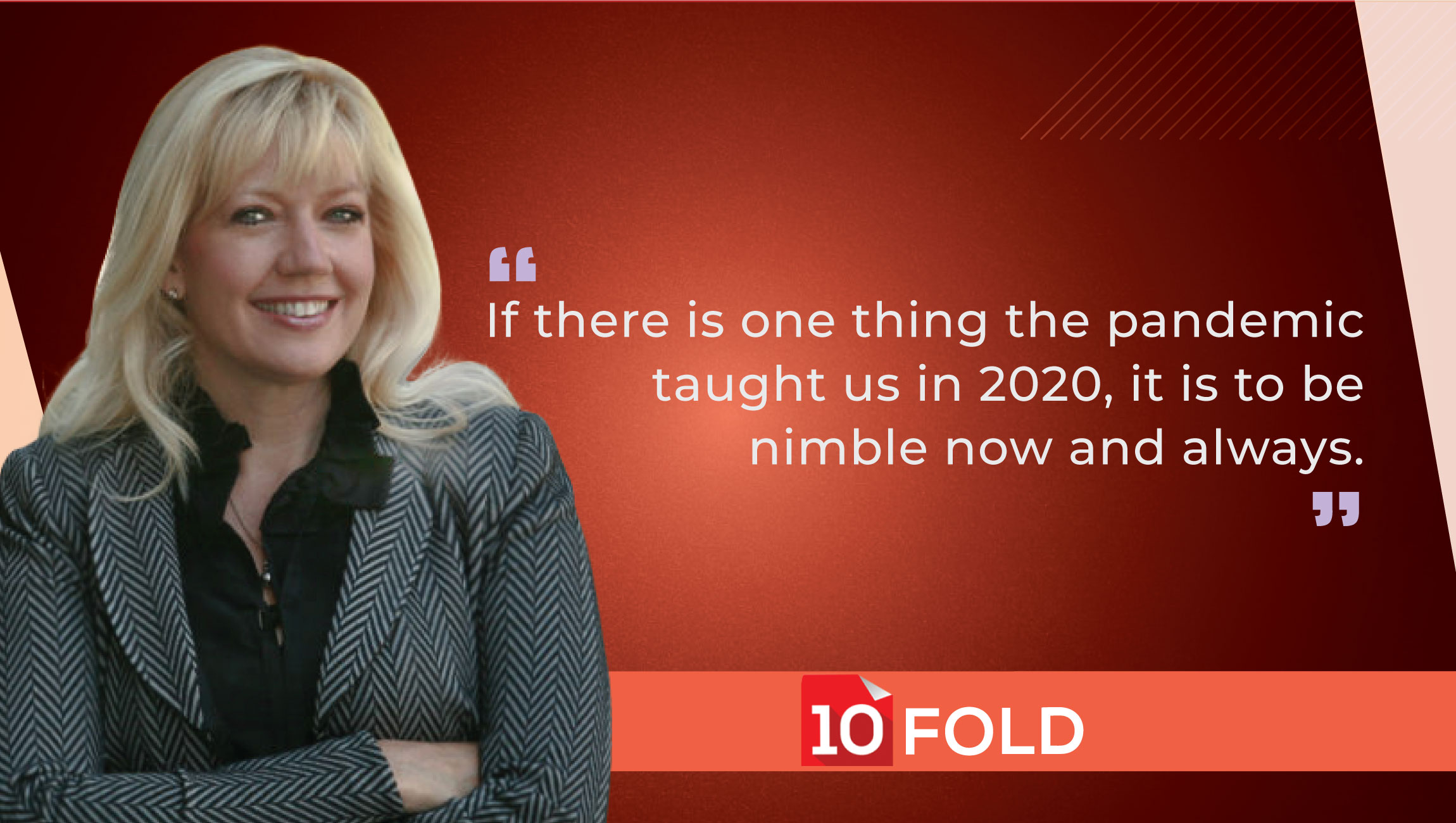 Predictions Series 2021: TechBytes with Susan Thomas, CEO at 10Fold