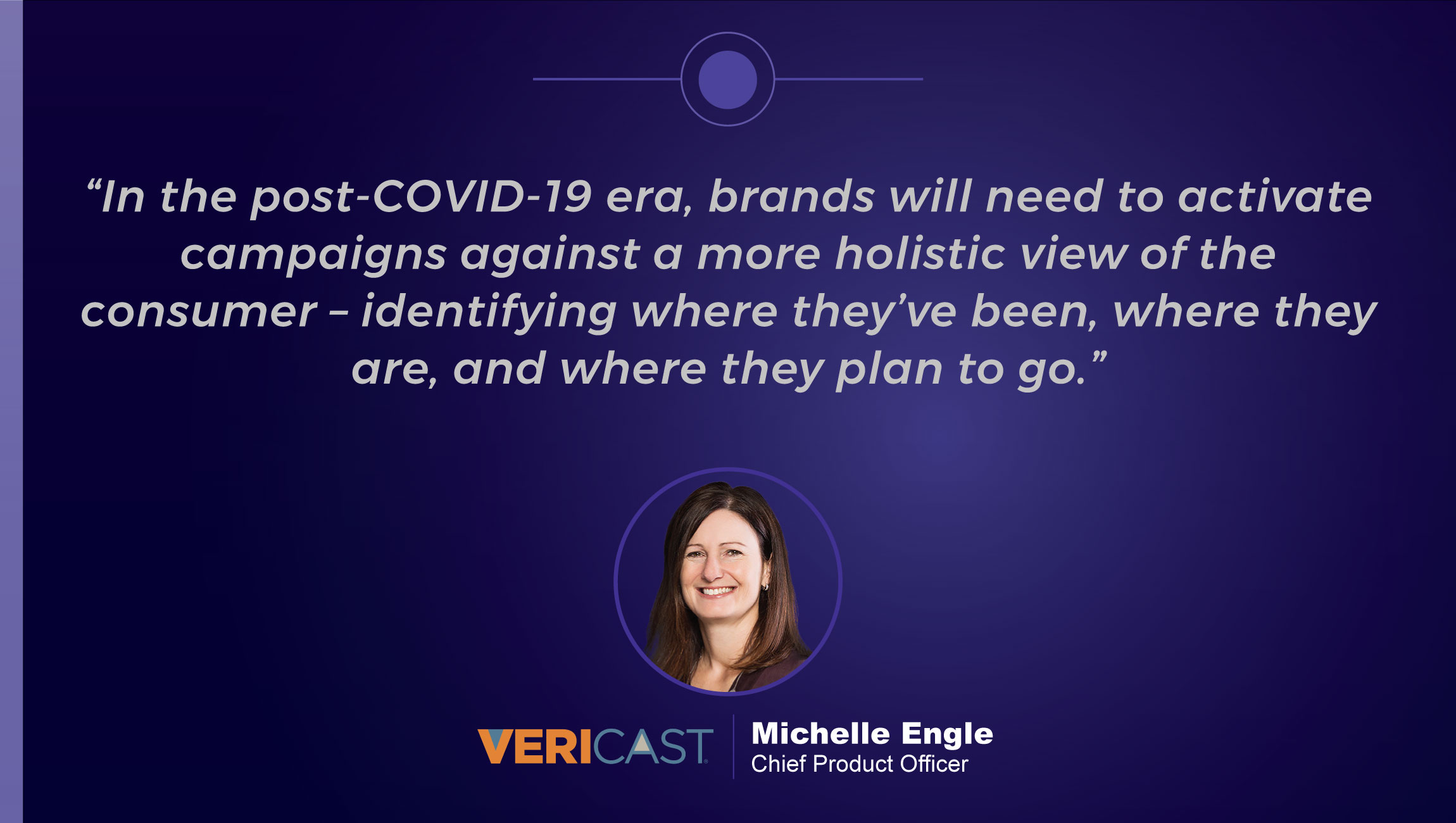 TechBytes with Michelle Engle, Chief Product Officer at Vericast