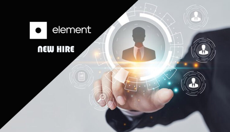 Element Announces the Appointment of Vasu Jakkal to its ...