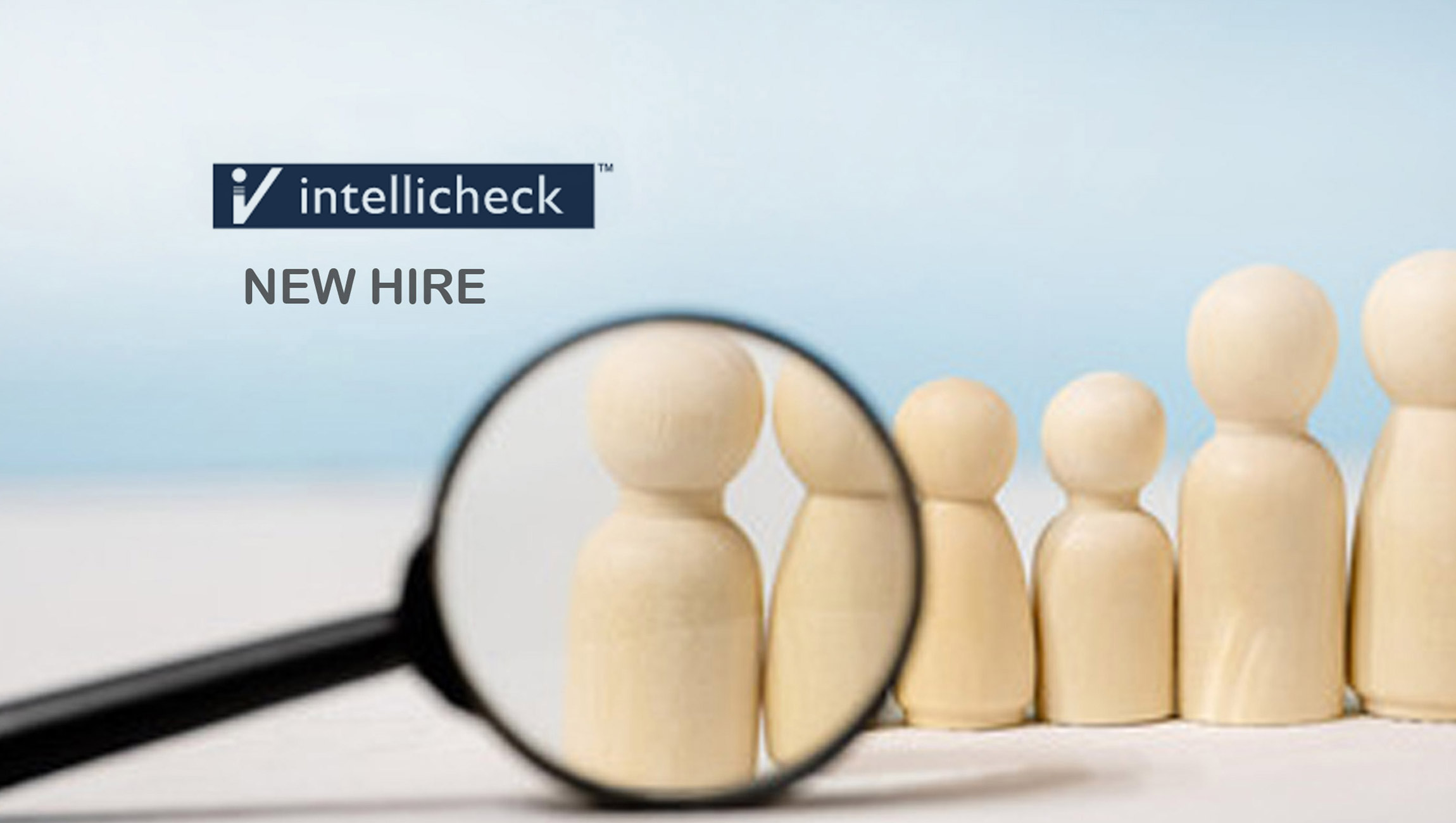 Intellicheck Announces Appointments of Senior Vice President Sales and Vice President Marketing