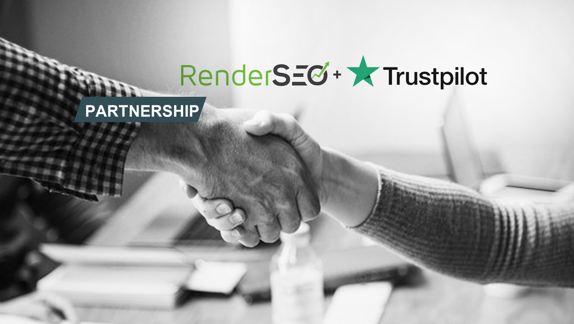Local Search Marketing Technology Company, RenderSEO Announces Official Trustpilot Partnership