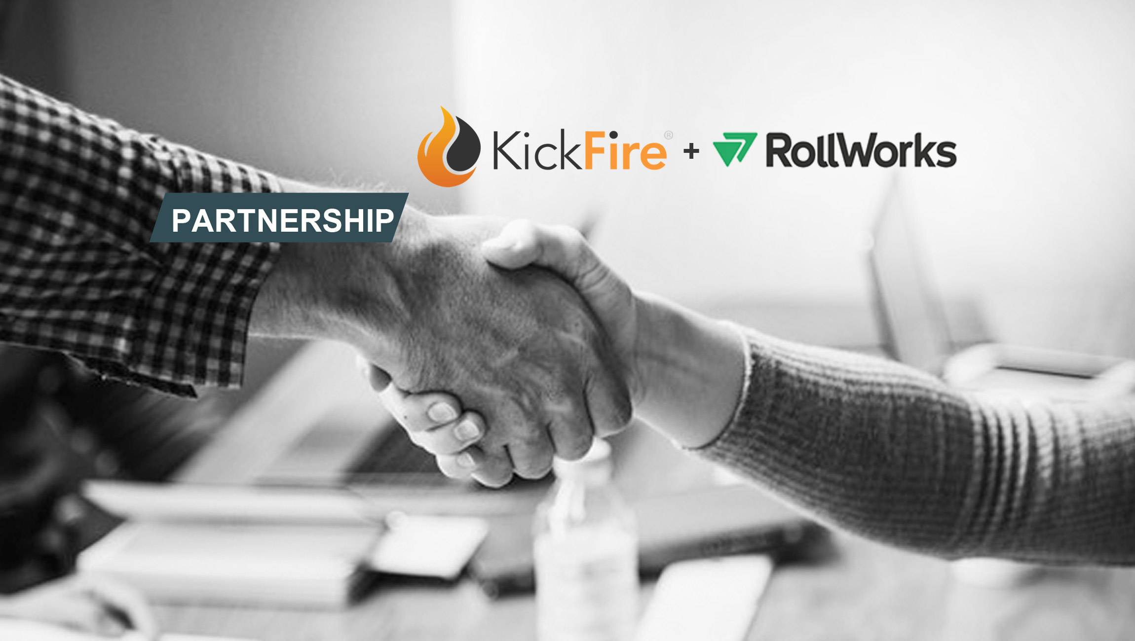 KickFire and RollWorks Partner to Provide Enhanced Account Identification and B2B First-Party Intent Data