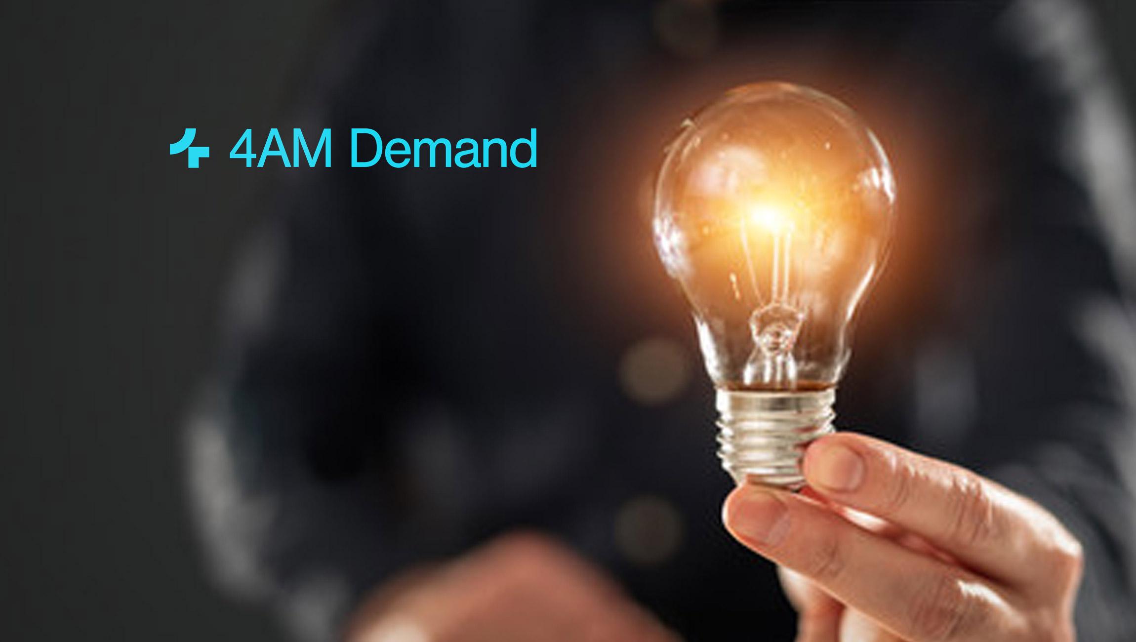 BtoB Marketing Veterans Launch New Company 4AM Demand