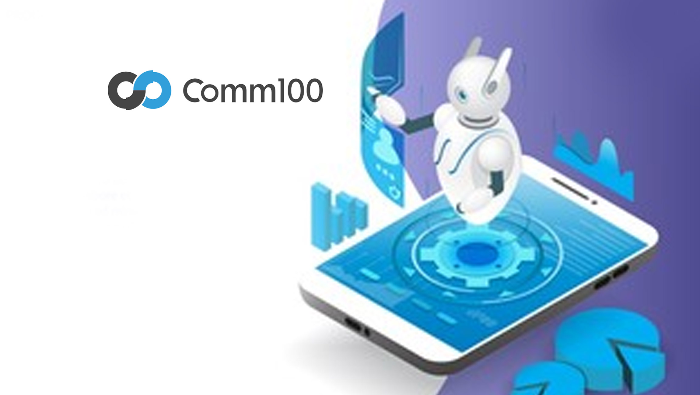 Comm100 Launches Task Bot, A Free Chatbot Tailored To Small Businesses