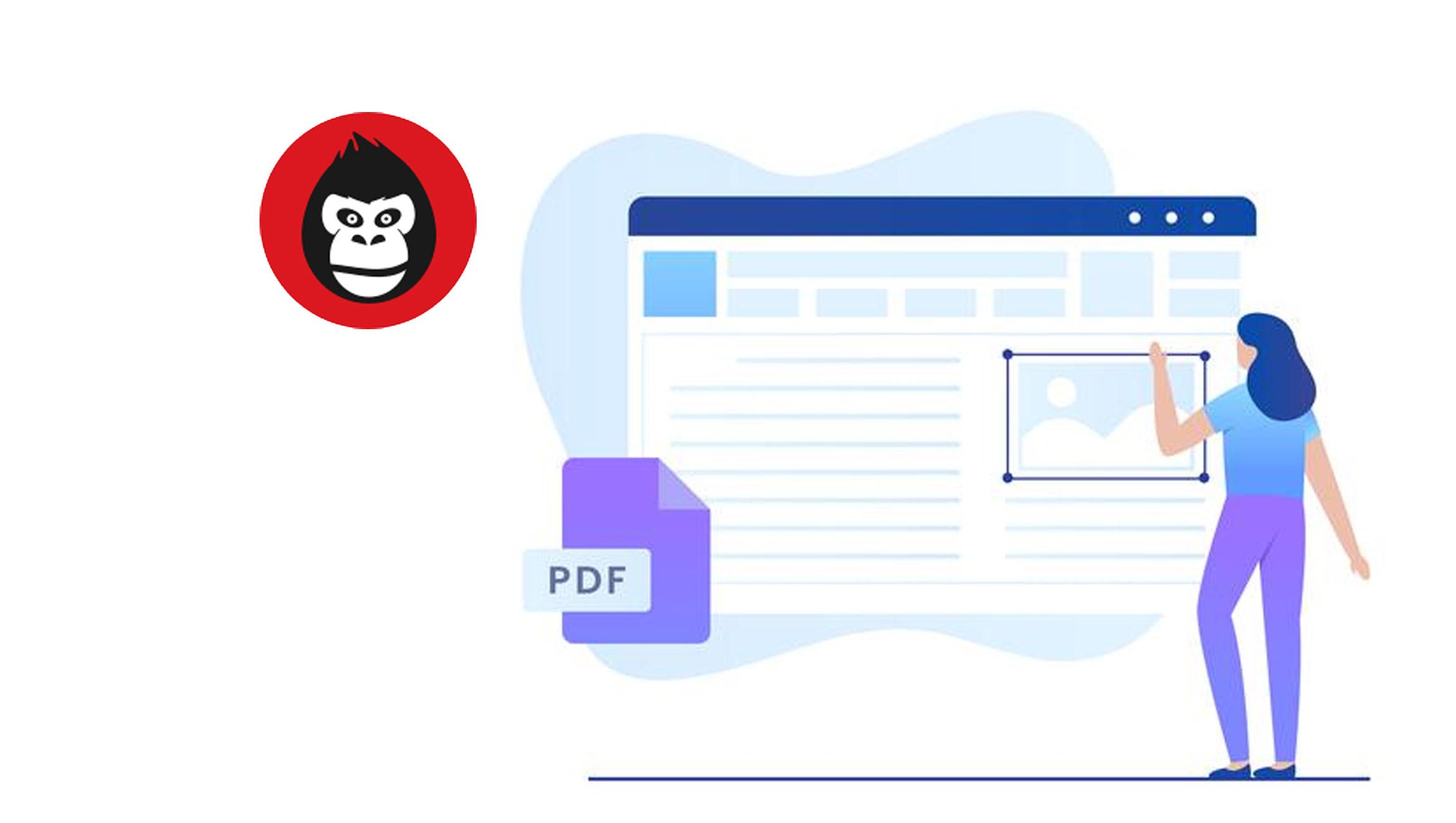 GorillaPDF Launches PDF Merger, Compressor, Reader And HTML To PDF Converter