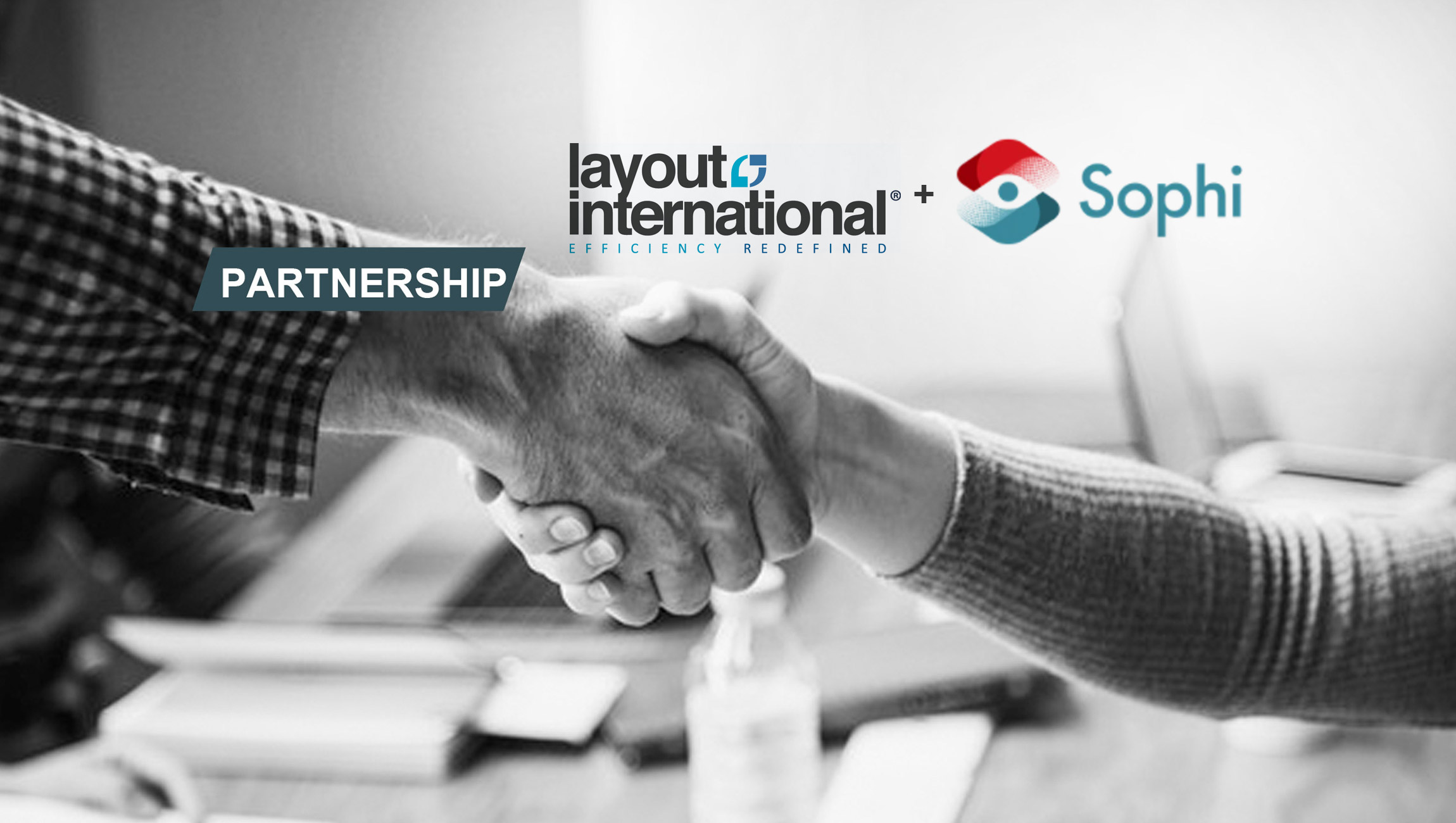 Layout International Partners with Sophi.io to Fully Automate Print Production