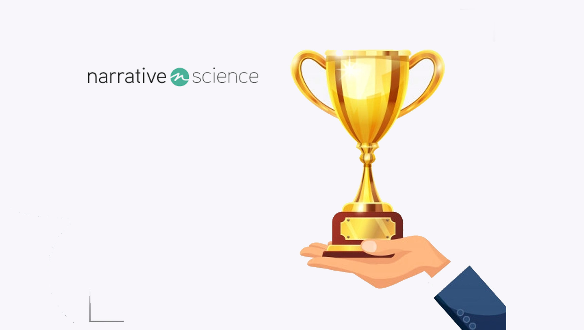 Narrative Science Recognized For AI-based Analytics Innovation Award For Data Storytelling Product, Lexio, In AI Breakthrough Awards 2021